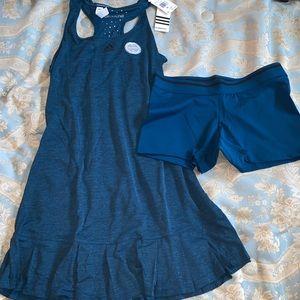 NWT Adidas Climachill Dress